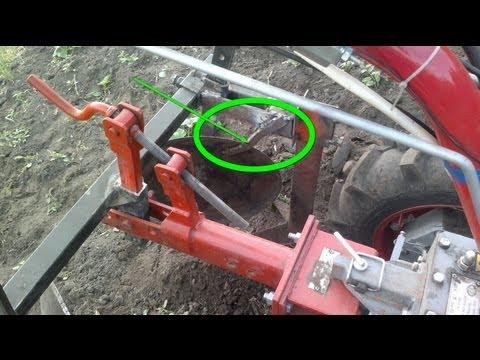 Ходоуменьшитель и понижающий редуктор на трактор МТЗ