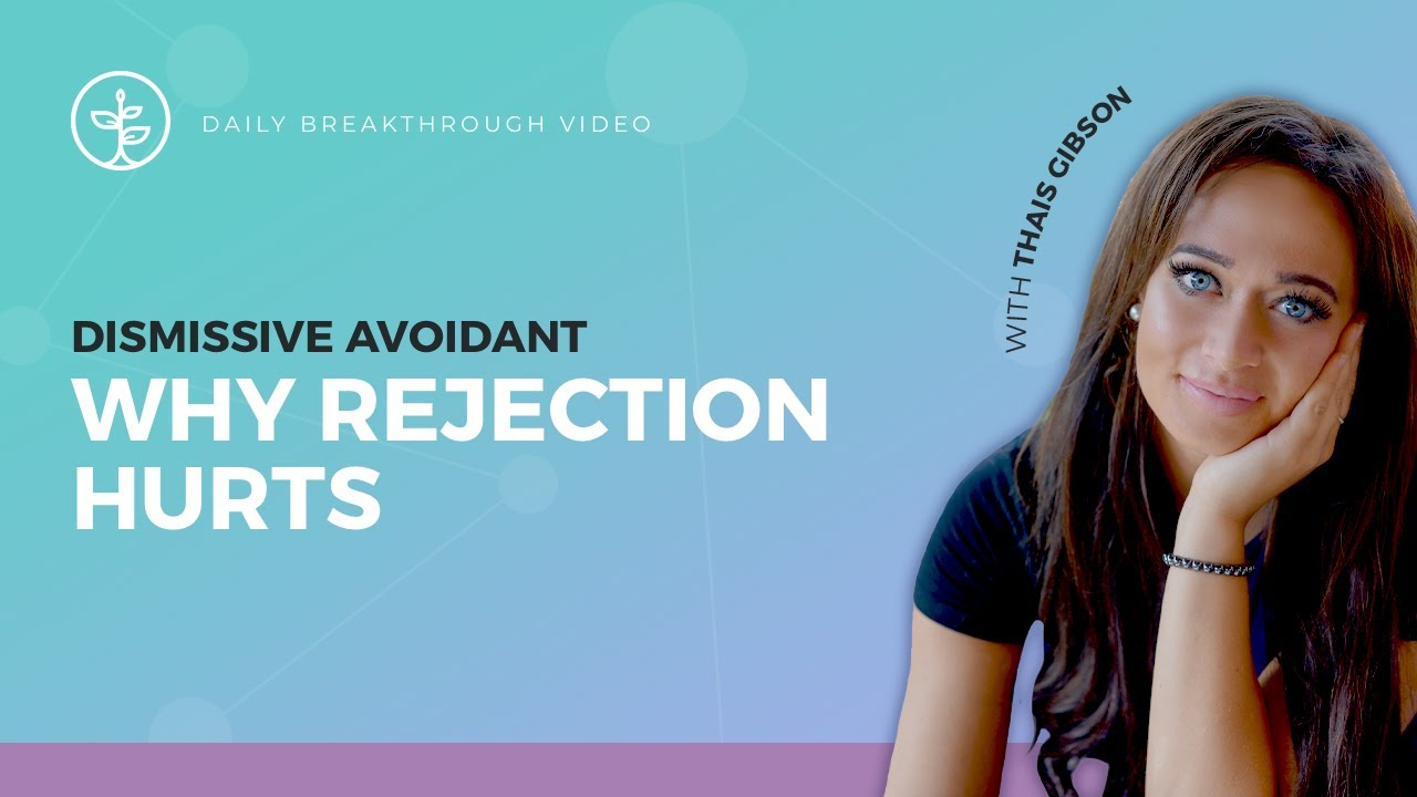 Why Rejection Has the Potential to Hurt Dismissive Avoidants the Most