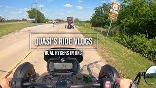 RIDE: Ryker Meet-up Ride in OKC - 600 vs 900 comparisons