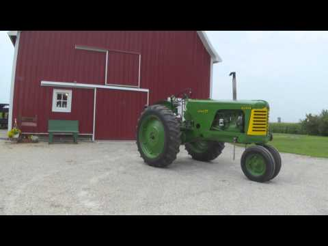 Tractor Tales: 1955 Oliver Super 77