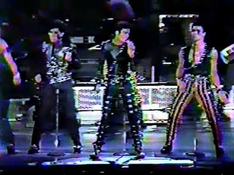 Michael Jackson live Tokyo 09/12/1987 - Wanna Be Startin' Something (remastered by JSG)