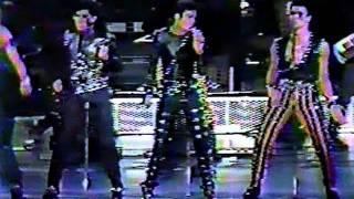 Michael Jackson live Tokyo 09/12/1987 - Wanna Be Startin' Something (remastered by JSG)
