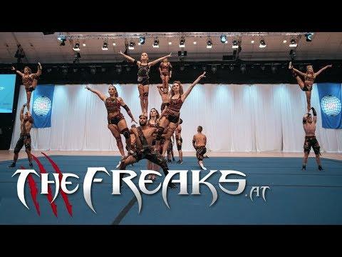 TheFREAKS - Acrobatics Showteam AUSTRIA / World Gym for Life Norway 2017