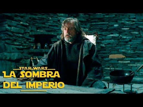 La Triste Reacción de Luke Skywalker tras la Muerte de Han Solo - Escena Eliminada Los Últimos Jedi