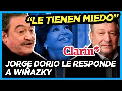 Dorio desmenuza y responde punto por punto un editorial de Clarín contra Cristina