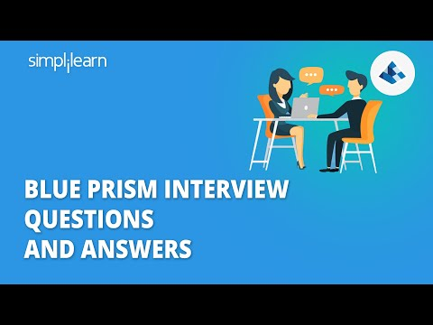 The Top 30 Blue Prism Interview Questions With Answers 2021