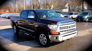 2014 Toyota Tundra 1794 Edition 4x4 5.7L Start Up, Review, Exhaust, & Test Drive @ MOTORCARS TOYOTA