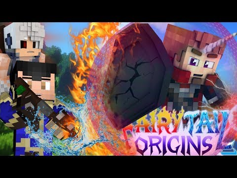 "Minecraft FAIRY TAIL ORIGINS #9 ""W.A.V.E MEETING!"" (Minecraft Modded Roleplay) S3E9"