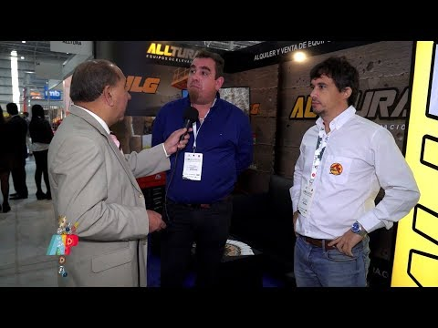 Nota A La Firma Alltura Y Alo Group En EPIBA 2018
