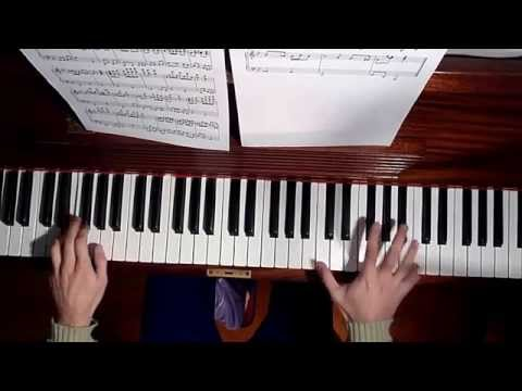 La cumparsita  Piano Tutorial  + Free Sheet music