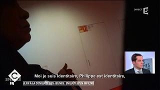 La face cachée du FN - C à vous - 15/03/2017