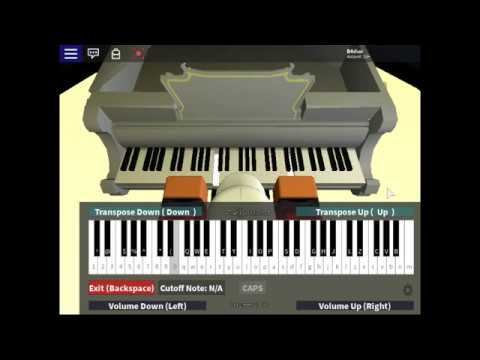 Silent Hill - Promise Virtual Piano Sheets
