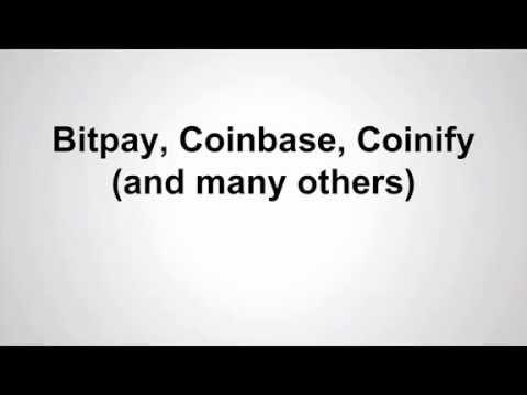 Building Bitcoin Websites