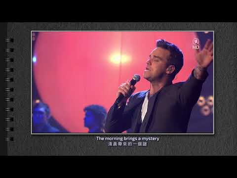 Robbie Williams - Morning Sun _ Live(with Lyric)