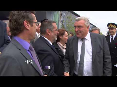 20 ANS EUROTUNNEL - IN LIVE AGENCE DE COMMUNICATION ÉVÉNEMENTIELLE LILLE - PARIS