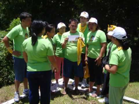 Global Business Power Corp. Team Bldg. 2009