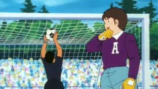Captain Tsubasa 1983 Episode 71 English Sub   Anime