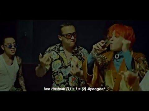 G-Dragon (GD) & T.O.P 'Zutter' (Türkçe Altyazılı/Turkish sub) [Bigbang]