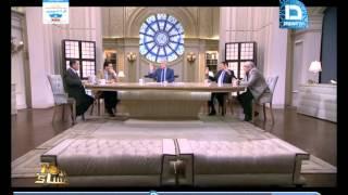 برنامج العاشرة مساء| مشادة كلامية بين أساتذة الجامعات بسبب مسلسل عادل امام