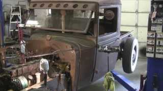 1932 Chevy Rat Rod - tear down