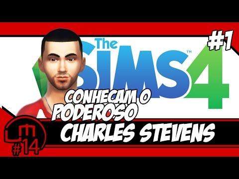 The Sims 4 - Conheçam o grande Charles Stevens!