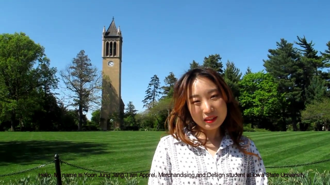 Loreal Korea Summer Internship 2017 YoonJungJang