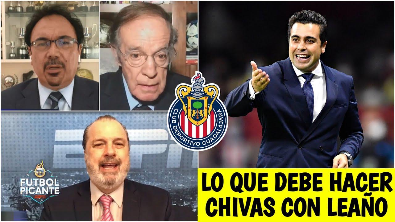 LIGA MX Michel Leaño, de Chivas, ENJUICIADO por Joserra, Hugo Sánchez y Gómez Junco