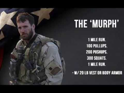 The Murph Challenge 2014: Memorial Day Tribute