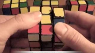 Как собрать Кубик Рубика. Часть 2/2. Верхний слой
