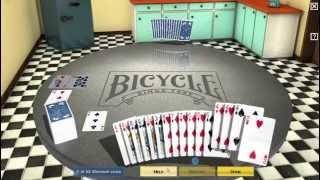 Bicycle Canasta (Gameplay)