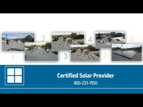 Save Money, Go Solar with United Plumbing Heating Air & Electric