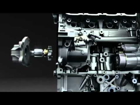 O motor Nissan 1.6 L DIG-T turbo de 190 cv do Juke