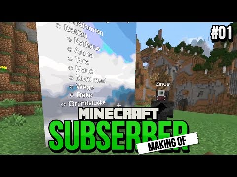 DAS ist unser SUBSERVER | Making of Subserver #01 | Clym