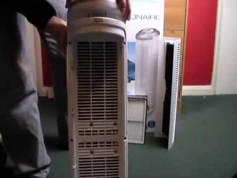 Bionaire BAP1700 Air Purifier With Permanent Filters And Particle Sensor Review