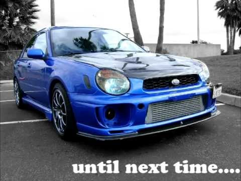 2002 Custom Subaru WRX Wagon  YouTube