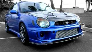 2002 Custom Subaru WRX Wagon