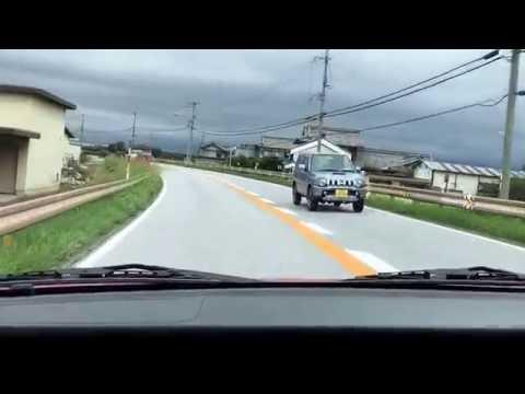 スズキハスラー大阪〜琵琶湖走行で驚愕の燃費