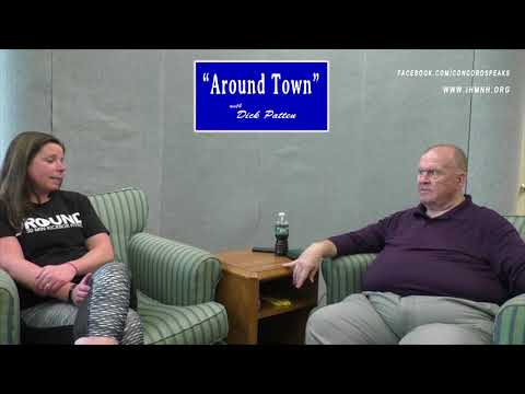 Around Town with guest: Laurie Weingartner