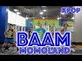Baam   MomoLand   Zumba®   Dhons Librell III