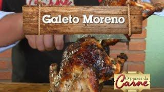 Receita: Galeto Moreno