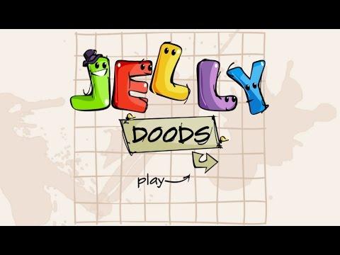 Jelly Doods Level 1-50 Walkthrough 3 Stars (All Levels Guide)