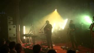 Midlake:-Ages:- Halifax Minster 11th July 2014