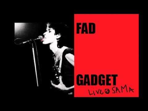 Fad Gadget   Live at SAMA Festival