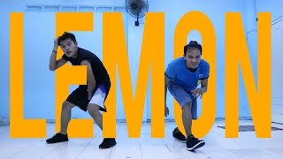 LEMON Dance Choreography - N.E.R.D feat RIHANNA