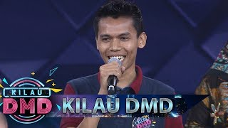 Viral! TRIO GABE Mencoba Keberuntungannya Nyanyi Dangdut + Gombalin Ayu - Kilau DMD (29/3)