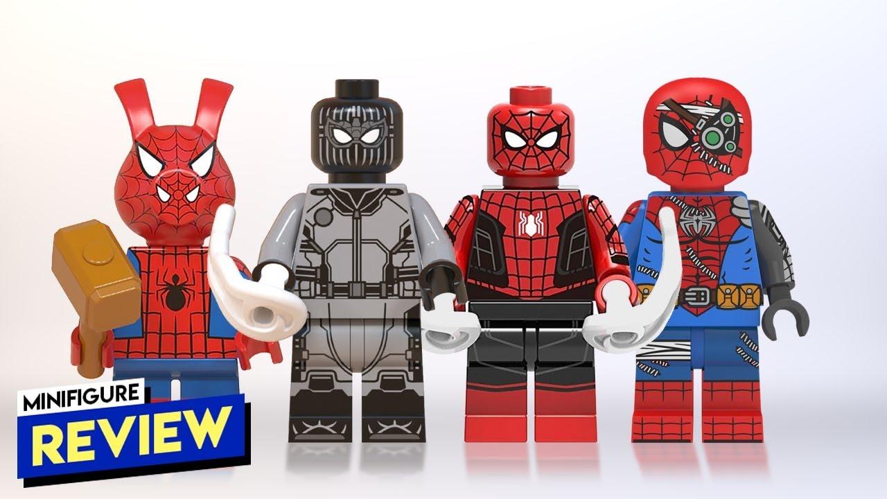 картинки лего все человеки пауки сможете совершить покупку