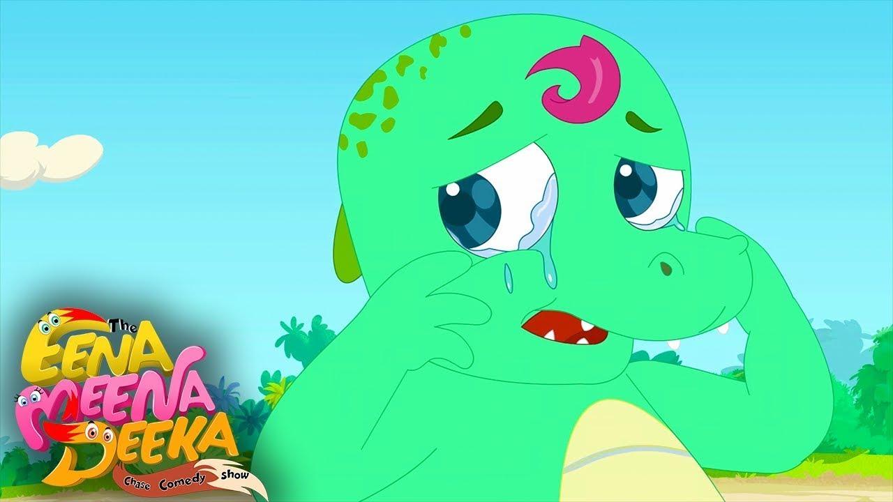 Cría de cocodrilo | Eena Meena Deeka Official | Dibujos animados para niños | WildBrain en Español