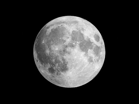 Find North with the Moon - Full Moons - Natural Navigation (Northern Hemisphere)
