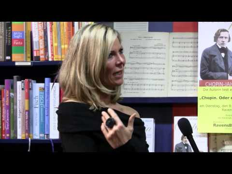 """Dr. Eva Gesine Baur - Interview zum Abend """"Chopin. Oder die Sehnsucht"""