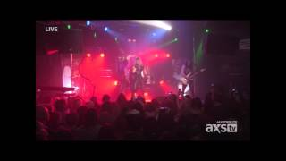 """TRUE 2 CRUE PERFORMING MOTLEY CRUE'S HIT SONG """"HOME SWEET HOME"""" LIVE ON AXS TV"""